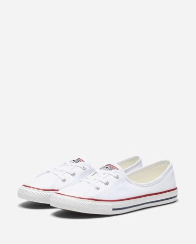 Ballet Lace Chuck Taylor All Star Slip