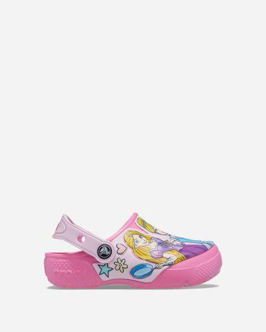Kids' Crocs Fun Lab Disney Princess Clog