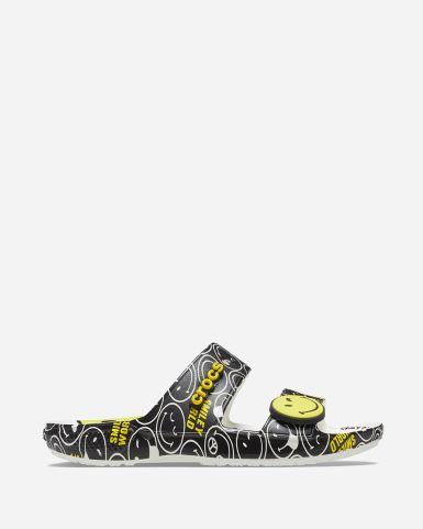 Classic Crocs Smiley Sandal