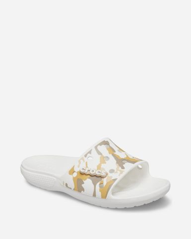 Classic Crocs Printed Camo Sandal