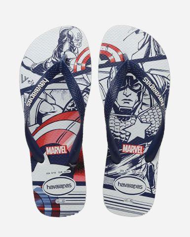 Top Marvel Flip Flops