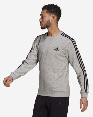 Essentials French Terry 3-Stripes
