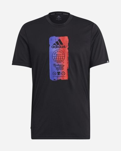 Primeblue For The Oceans Icons Graphic Tee