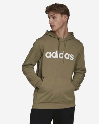 Essentials French Terry Linear Logo