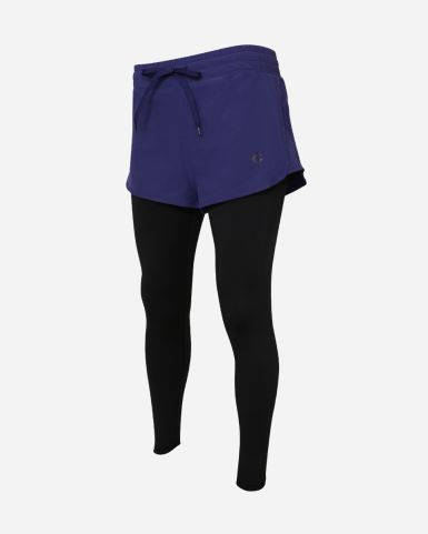 2 In 1 Shorts With Legging