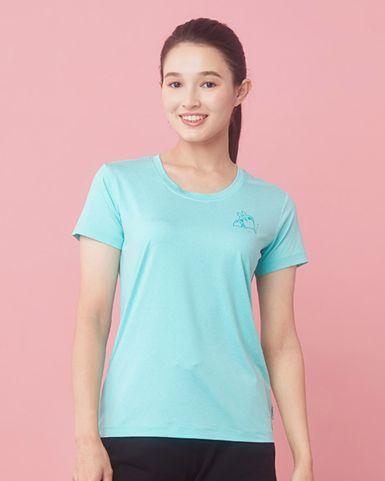 印花防UV速乾T恤