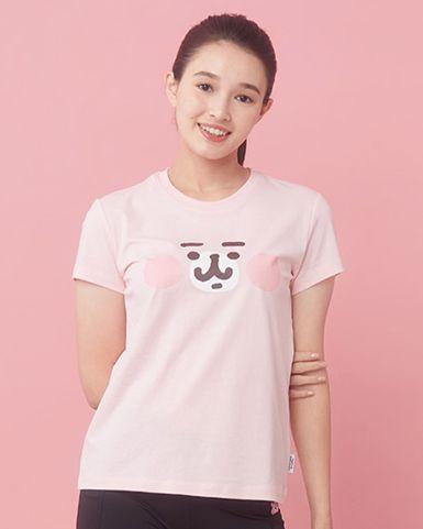 粉紅兔兔短袖T恤