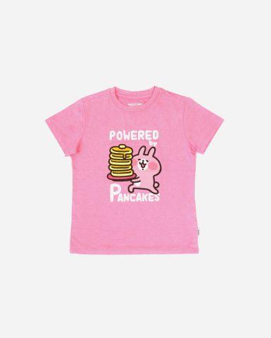 粉紅兔兔童裝印花防UVT恤