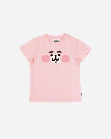 粉紅兔兔童裝T恤