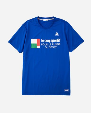 Japan Colling Dry Fit Tee-Surf Blue