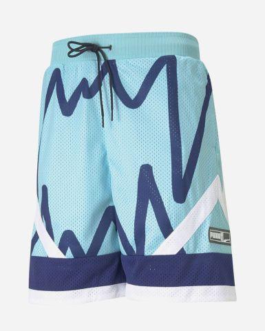 Jaws Mesh Short