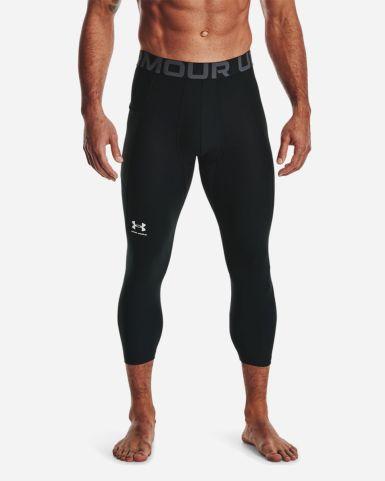 UA HeatGear Armour 3/4 緊身褲
