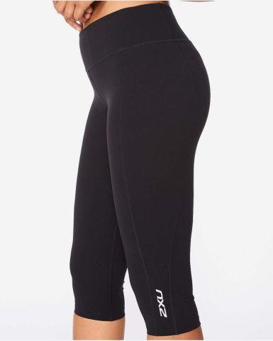 Form 中腰 3/4 壓力緊身褲