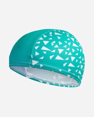 小童印花聚酯纖維泳帽(年齡2-6)