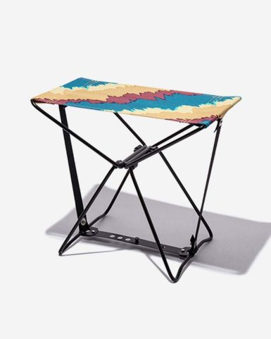 600D 野餐折疊凳
