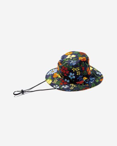 漁夫帽採用三層