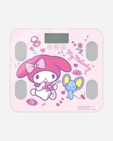 Sanrio 智能電子磅 - My Melody