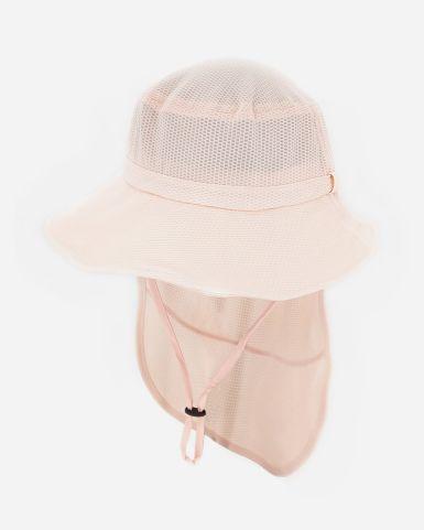 透氣網面防曬帽