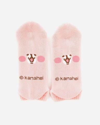 粉紅兔兔船襪