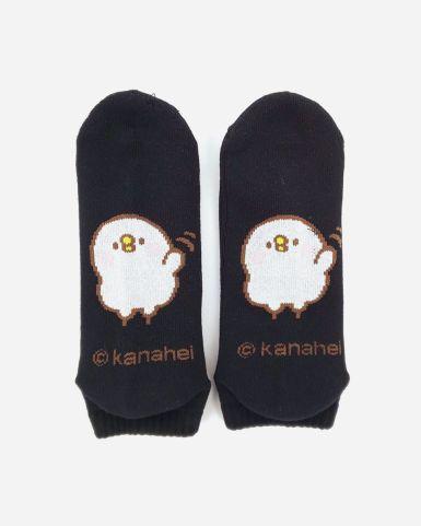 黑色P助船襪