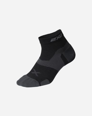 Vectr Cushion 1/4 Crew Socks