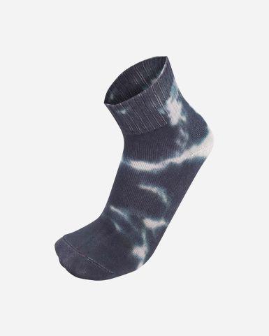 紥染及踝襪