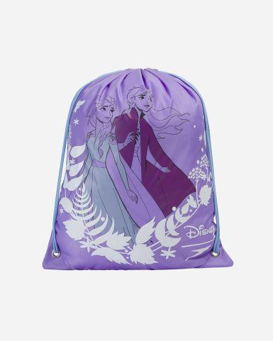 迪士尼冰雪奇緣Elsa及Anna索繩袋