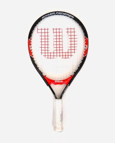 Pre-School Wilson Roger Federer 17 Racket (Age:4)