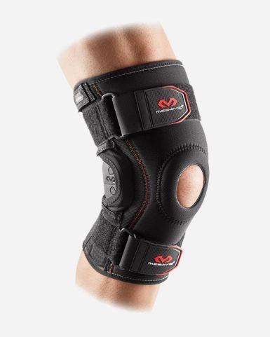 Level 3 綁帶多軸心鉸鍊護膝